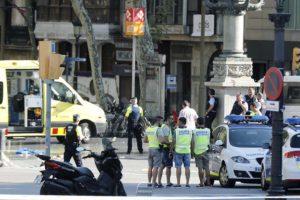 Luego de un enfrentamiento en Cambrils la policía habría acabado con la vida de Moussa Oukabir, quien sería el conductor de la furgoneta