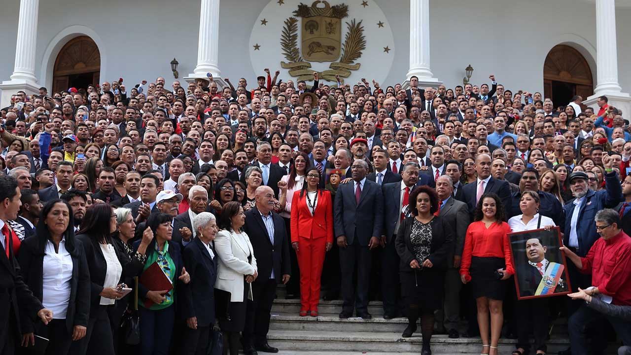 El ente tambien ratifico como rectoras del CNE a Tibisay Lucena, Tania D Amelio, Socorro Hernández y Sandra Oblitas