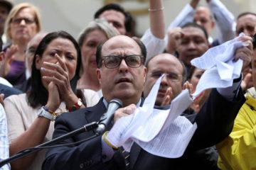 La directiva de la Asamblea Nacional emitio un comunicado en el cual argumento los motivos de su ausencia