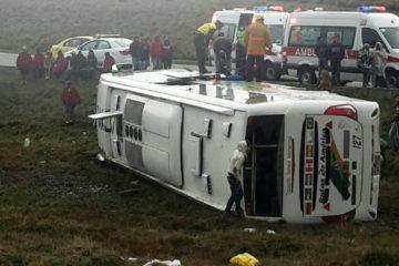 El siniestro tuvo lugar en la provincia de Chimborazo, Ecuador durante el lunes 28 de agosto