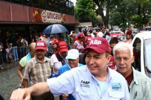 El diputado Richard Blanco aseguro que postular el partido seria retractar la denuncia del fraude electoral