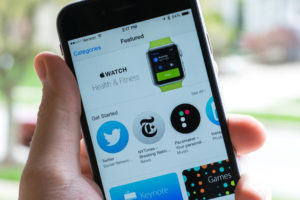 La firma de la manzana mordida espera crear o mejorar aplicaciones móviles para diferentes empresas