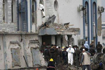 De acuerdo con las autoridades locales los talibanes se adjudicaron el incidente registrado en el barrio diplomatico de la capital afgana