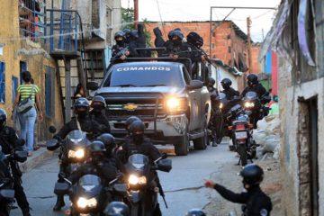 El hecho ocurrio en El Valle lugar donde la esposa del presidente de la estatal Logicasa estaba en cautiverio desde la noche del lunes 21 de agosto