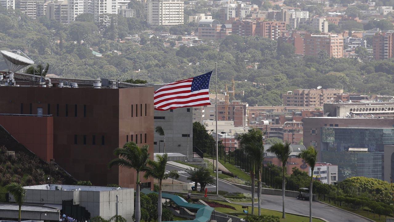 Doblellave-Embajada de EE.UU deseó felices Pascuas a Venezuela