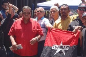 Jose Pinto secretario del partido manifesto que fue inscrito un aspirante para cada gobernacion y alcaldia