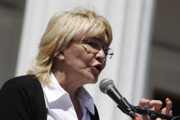 La fiscal destituida aseguro que durante la reunióon ofrecio detalles del Odebrecht que involucra a funcionarios venezolanos