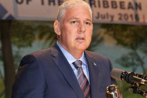 El primer ministro Allen Chastanet aseguro que se trata de una medida frente a la amenaza de seguridad que supone la situacion de Venezuela