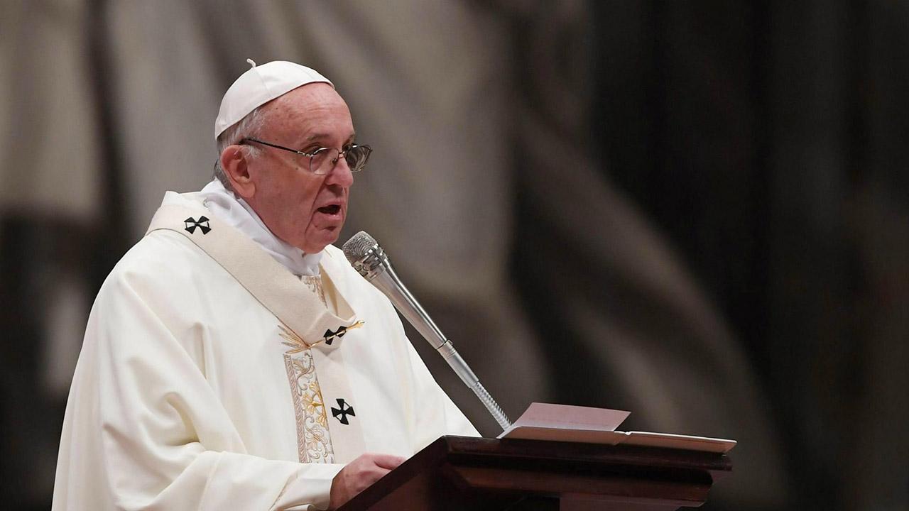 """En su último mensaje del año el Sumo Pontífice pidió que la Iglesia no sea """"indiferente"""" a esta situación"""