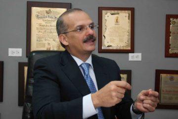 Alejandro Rebolledo, magistrado electo por la Asamblea Nacional, denunció la existencia de una red que involucra a varios deportistas del país