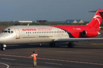 """La empresa indicó a los usuarios que debido a una """"reestructuración de su itinerario"""" los vuelos entre el 25 de agosto hasta el 11 de septiembre estarán suspendidos"""