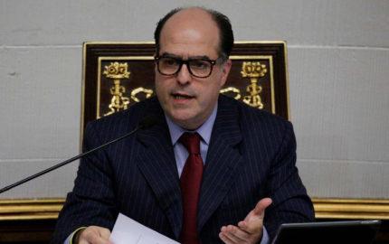 El presidente de la Asamblea Nacional asegura que el CNE no cumple la ley
