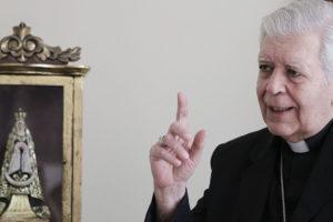 """El religioso aseguró que """"los Obispos venezolanos rechazan toda injerencia militar extranjera, como la cubana, presente desde hace algún tiempo en Venezuela"""""""
