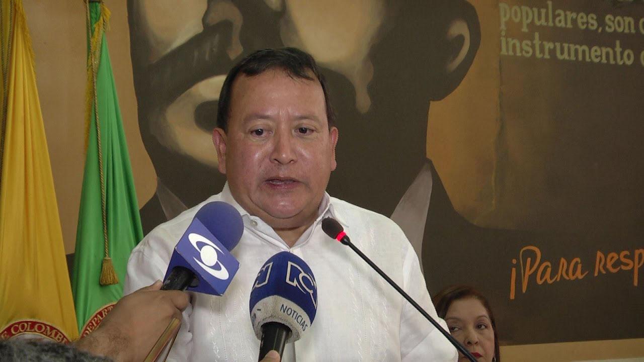 El Gobernadordel departamento de La Guajira denunció que militares venezolanos despojaron de sus pertenencias a ciudadanos colombianos