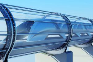Por el momento, el proyecto de transporte Hyperloop One ha llegado a alcanzar velocidades de 308 Km por hora