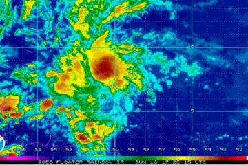Jorge Galindo informó que el ciclón podría afectara los estados Nueva Esparta, Delta Amacuro, Bolívar, Monagas y Sucre en las próximas 48 horas