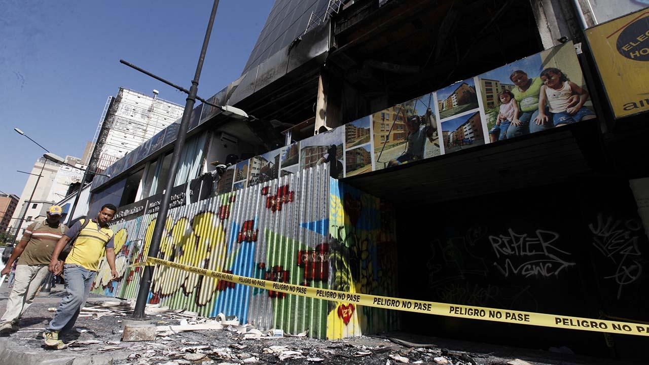 José Ramón Ruiz fue imputado por la presunta comisión del delito de terrorismo al ser determinado que participó en el incendio provocado el pasado 28 de julio en las instalaciones