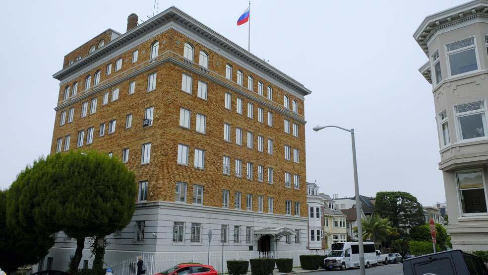 También dispusieron la reducciónde la presencia diplomática rusa en Washington y Nueva York para el próximo sábado 2 de septiembre