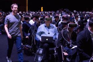 La licencia fue registrada por la compañía Oculus,subsidiaria de la empresa de Zuckerberg, que se dedica al desarrollo de tecnologías de realidad virtual