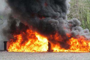 El Ministerio Público coordinó y supervisó el procedimiento realizado en diversos hornos del territorio nacional