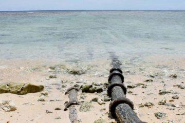 El cable permitirá satisfacer la demanda de conectividad del país, que se transforma en proveedor internacional de servicios y valor agregado