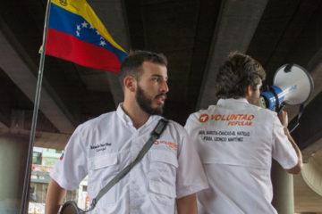 El concejal y coordinador de Voluntad Popular Reinaldo Díaz fue designado como alcalde encargado por el Concejo Municipal de la entidad
