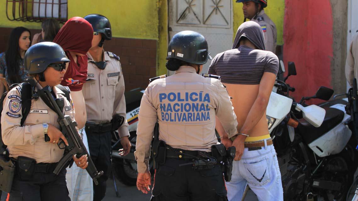 Los imputados permanecerán recluidos en el Instituto Nacional de Orientación Femenina en Los Teques y el Internado Judicial Capital Rodeo III en Guatire