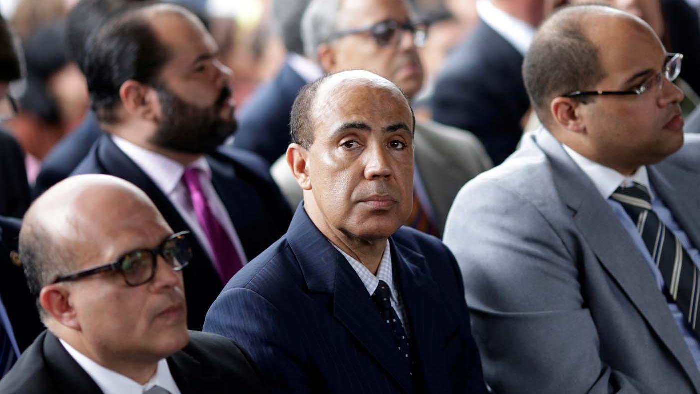 El magistrado es acusado por presuntos delitos de traición a la patria y usurpación de funciones