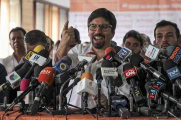 El dirigente de la oposición, Freddy Guevara, convocó a la movilización para este sábado 12 de agosto desde los municipios Chacao y El Hatillo