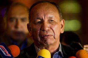 El ministro de Interior y Justicia, Néstor Luis Reverol, aseguró que la situación que se produjo en el centro es responsabilidad directa de la Gobernación