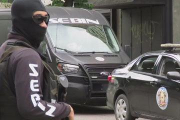 Según el SNTP las grabaciones contenían una entrevista realizada a varios manifestantes de las protestas realizadas entre abril y agosto