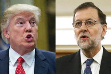 El mandatario estadounidense condenó el incidente terrorista ocurrido en Barcelona y él y su Administración ofrecieron inmediatamente ayuda a España