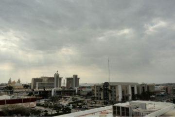 Inameh pronostica nubosidad en el territorio nacional