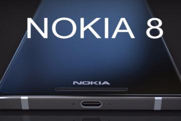 Nokia 8,camara doble con lentes Karl Zeiss,procesador Snapdragon 835,Smartphone,Android 7.1.1 Nougat, apps,noticias online, noticias del dia, noticias hoy, ultimas noticias, innovacion
