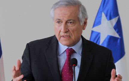Durante una rueda de prensa ofrecida este martes 22 de agosto, el canciller chileno anunció la medida