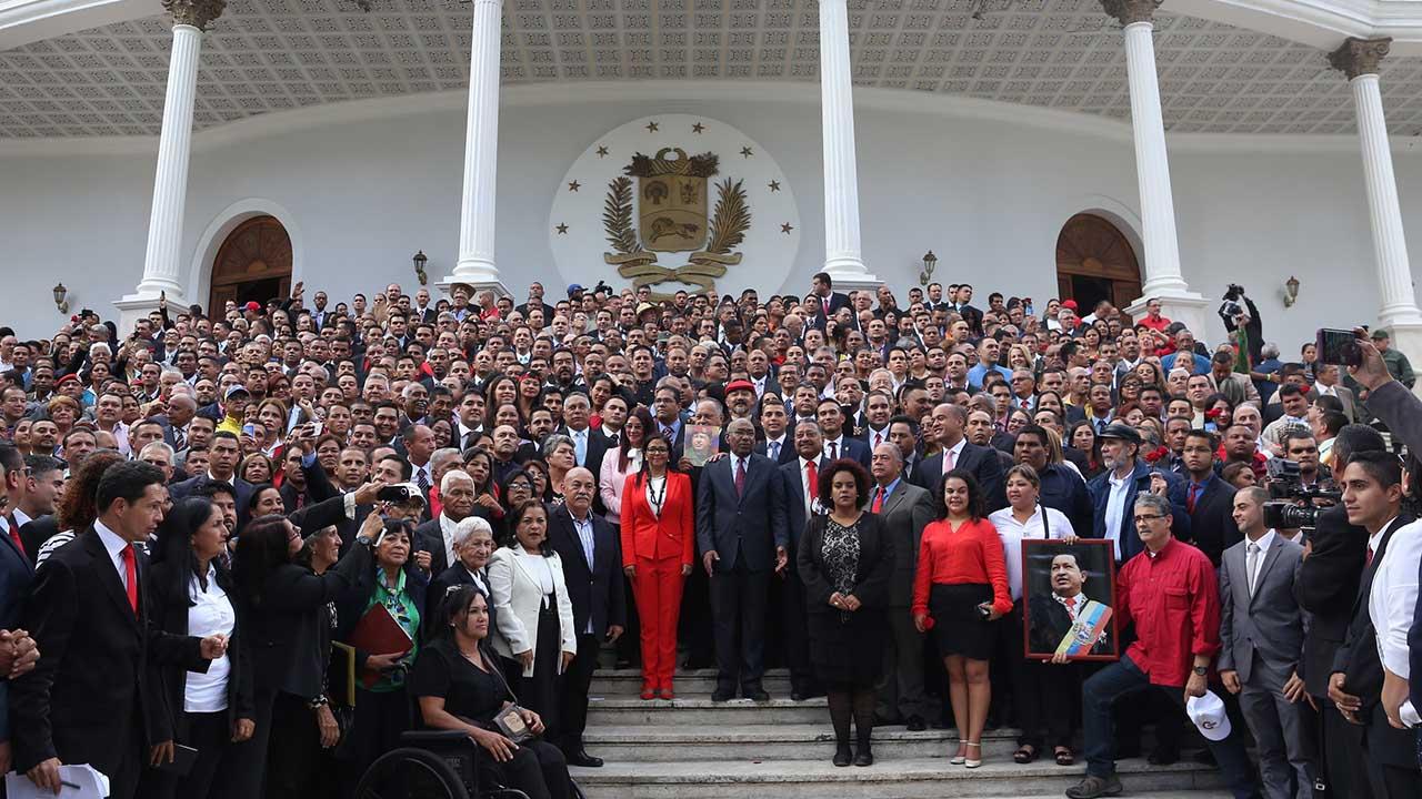 Diosdado Cabello pide más tiempo de duración de la ANC