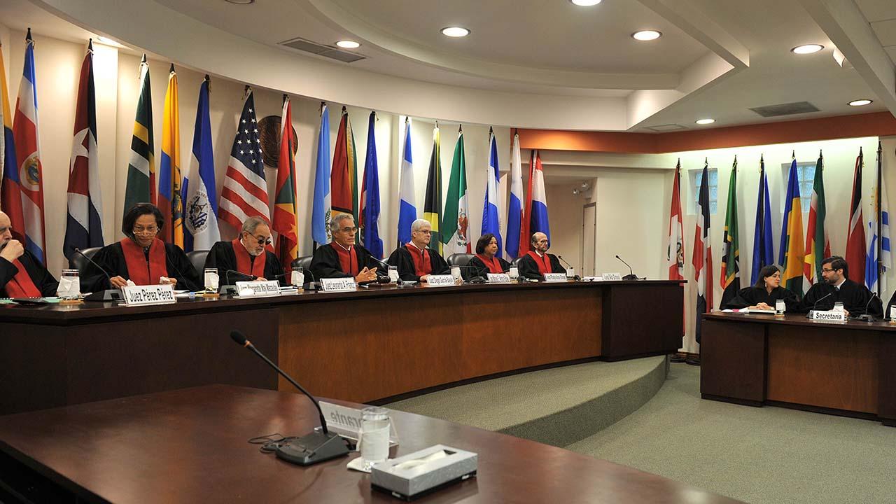Fiscal General será protegida por la CIDH