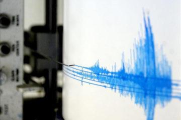 El primer movimiento telúrico tuvo una magnitud de 3.9 y el segundo de 3.3 grados en la escala de Ritcher