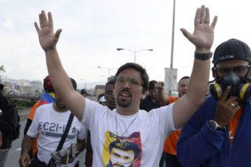 El diputado asegura que Venezuela cuenta con el respaldo de la comunidad internacional que rechaza a la ANC