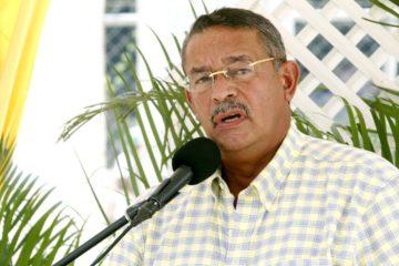El actual gobernador de la entidad inscribió su candidatura ante el Consejo Nacional Electoral (CNE)
