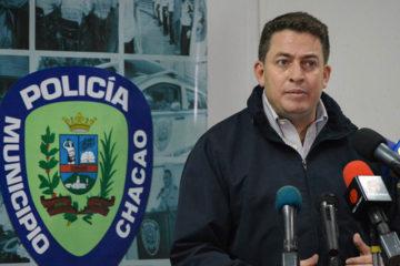 El candidato a la alcaldía del Municipio Chacao aseguró que de no participar en el proceso se sufrirán consecuencias