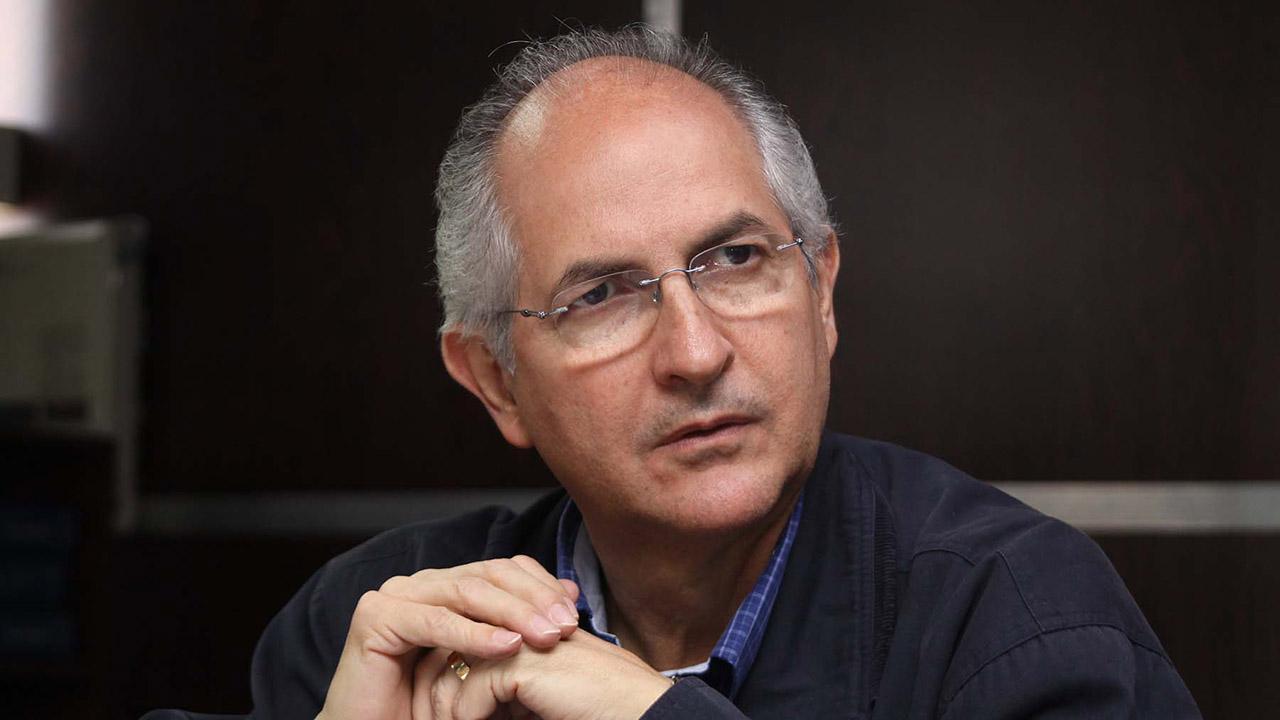 El alcalde metropolitano de Caracas aseguró que se deben corregir algunos errores internos entre la MUD