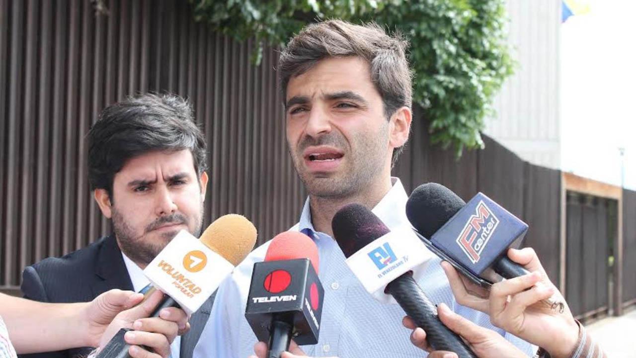 El parlamentario destacó que hay gente dispuesta a trabajar y luchar por un mejor país