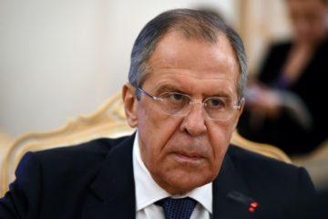 El canciller ruso, Serguéi Lavrov, afirma que Venezuela necesita diálogo nacional, en lugar de injerencias extranjeras