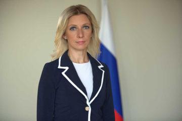 La portavoz del Ministerio de Exteriores ruso,María Zajárova, asegura que la estrategia es ineficaz