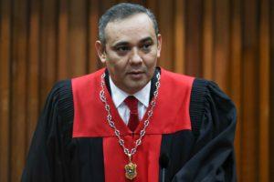El presidente del máximo tribunal considera necesario fortalecer la unidad nacional frente a la injerencia extranjera