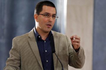 El Canciller venezolano también se reunió con el embajador ruso,Vladimir Zaemskiy para abordar temas bilaterales