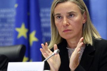 En contravía a la política de Trump, la jefa de la diplomacia Europea viajó a la Isla a fin de fortalecer la relación