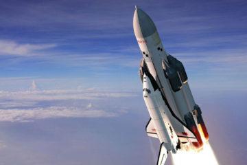 El concepto se basa en reciclar cohetes para usarlos en la construcción de estaciones espaciales