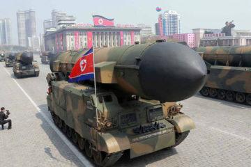 Pese a las sanciones impuestas por el Consejo de Seguridad de la ONU, Estados Unidos y Corea del Sur reportaron el lanzamiento de los proyectiles